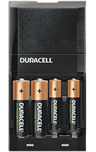 Duracell hi-speed multi battery charger