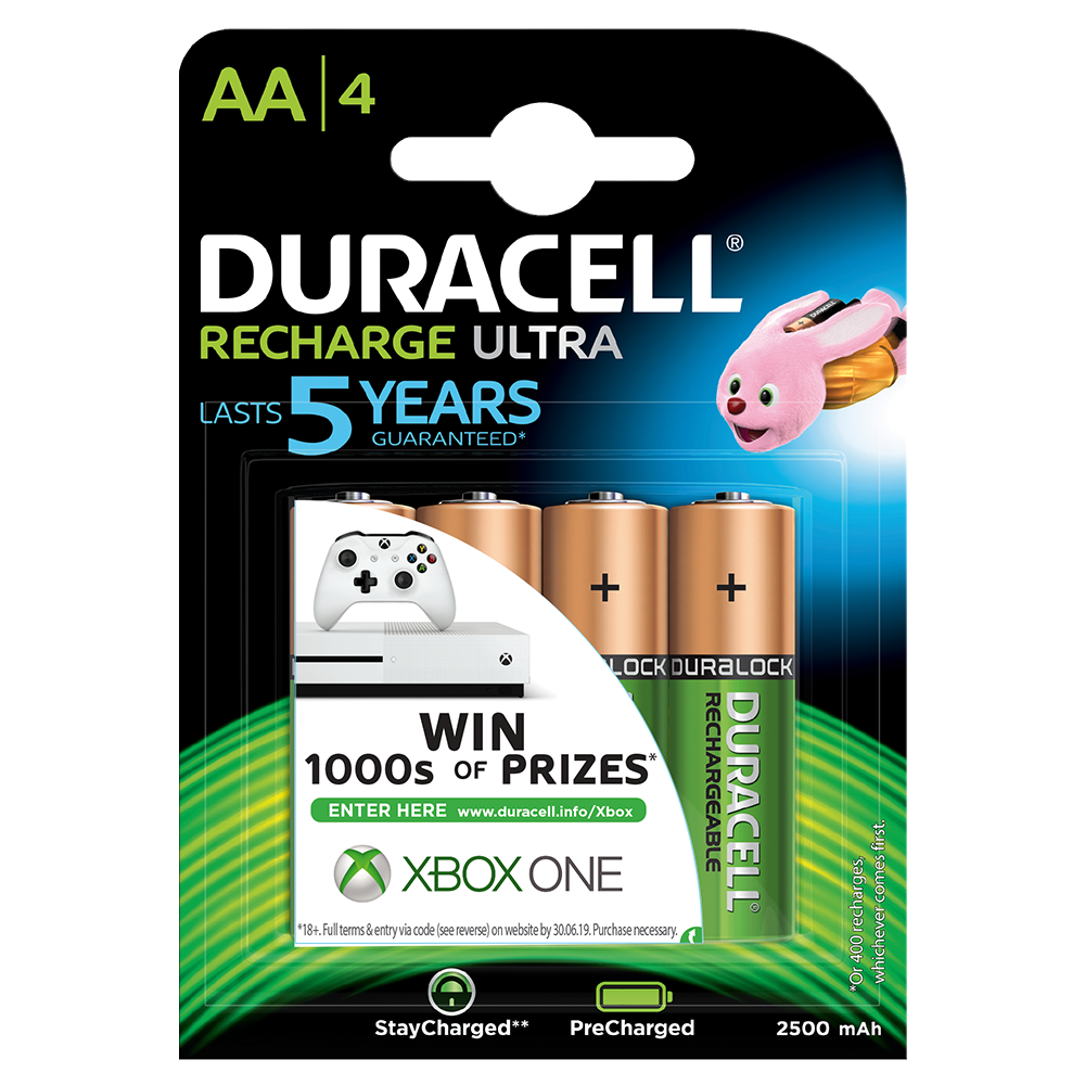 Duracell Ultra Power Aa Batteries Simple Led Torch Using Single 15v Battery Recharge