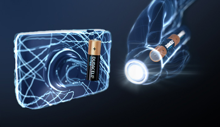 The extended longevity of Duracell batteries