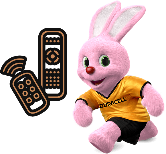 Find the perfect battery for your remote - Duracell