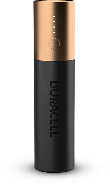 Duracell Powerbank 3350 Mah Pocket Charger For Small