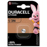 Duracell Specialty 1/3N size High Power 3V Lithium Battery
