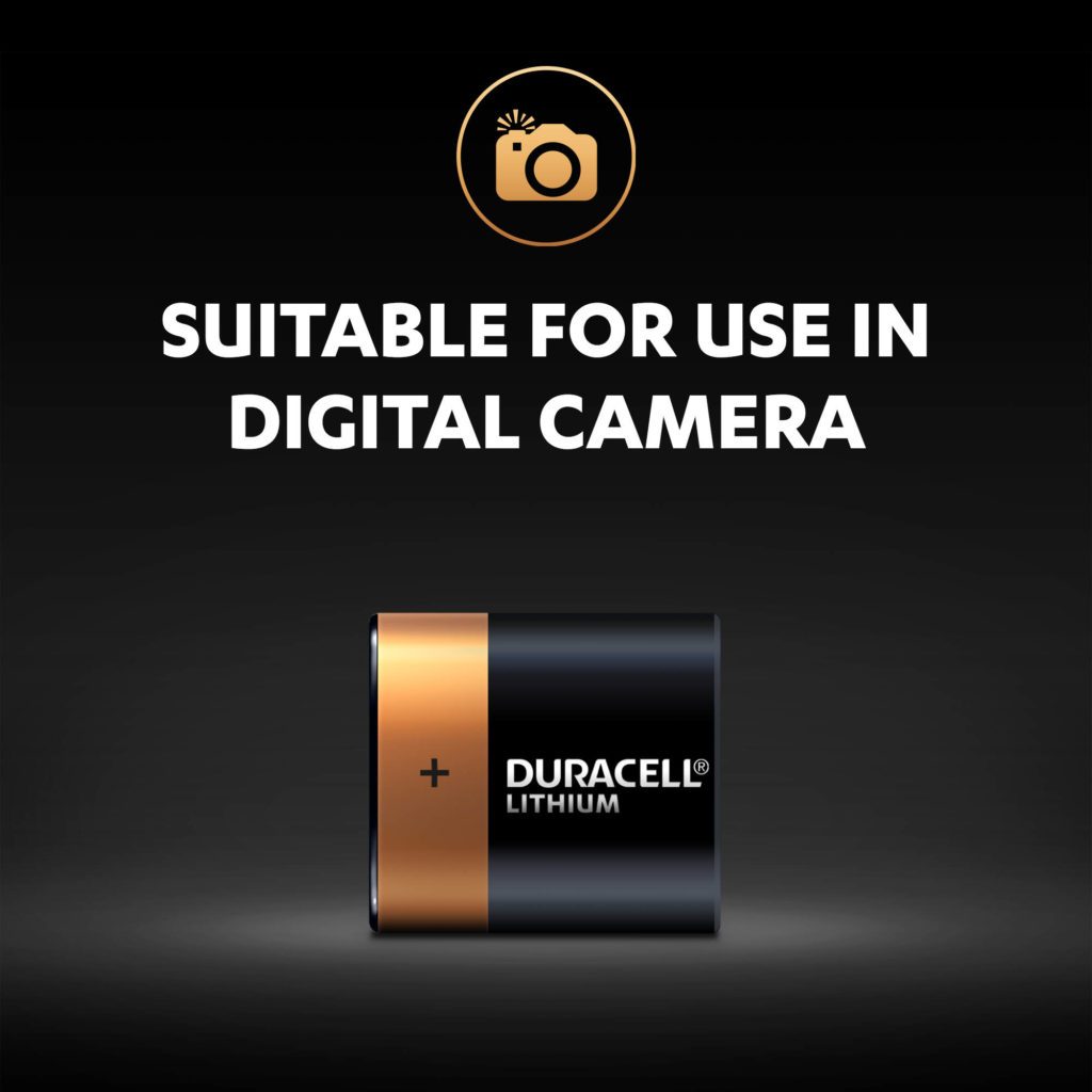 Suitable for use in digital camera