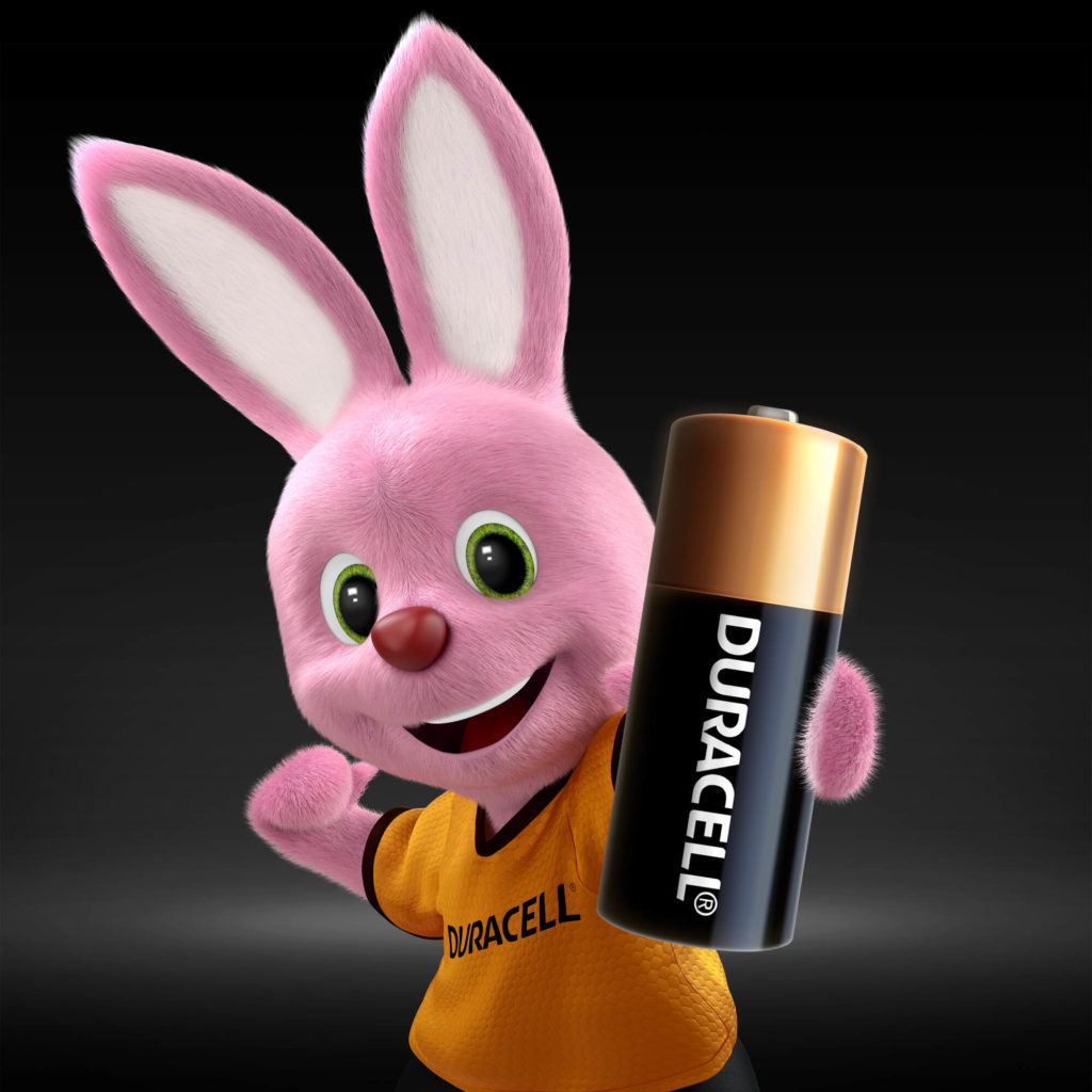 Bunny introducing Specialty Alkaline N size 1.5V Battery